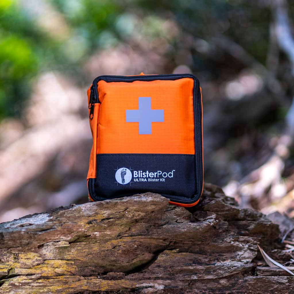 BlisterPod Ultra Blister Kit outdoors