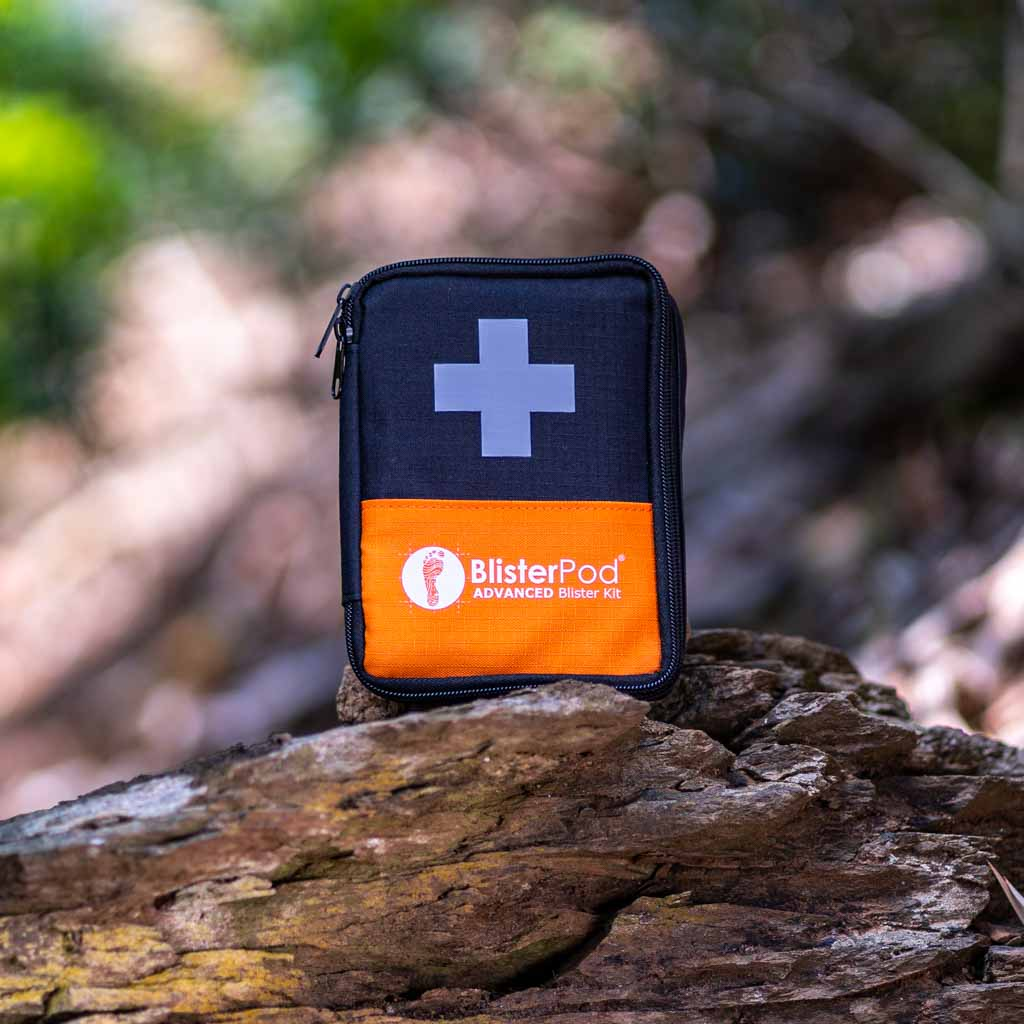 Advanced Blister Kit outdoors