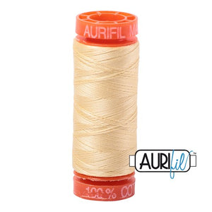 Champagne Aurifil Cotton Thread (2105)