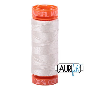 Muslin Aurifil Cotton Thread (2311)