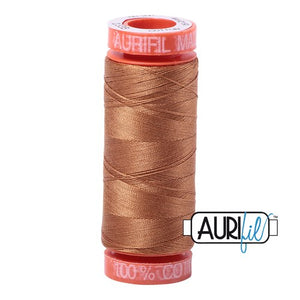 Cinammon Aurifil Cotton Thread (2335)