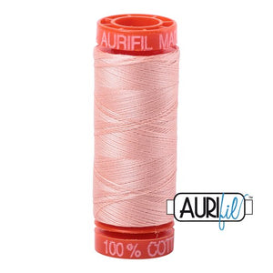Fleshy Pink Aurifil Cotton Thread (2420)