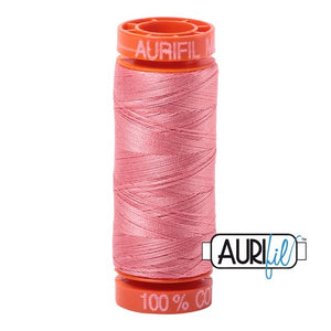 Peachy Pink Aurifil Cotton Thread (2435)
