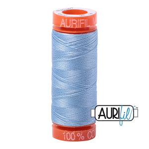 Robins Egg Aurifil Cotton Thread (2715)