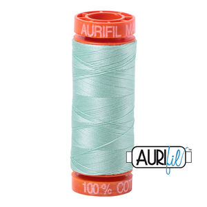 Mint Aurifil Cotton Thread (2830)