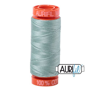 Dusty Moss Aurifil Cotton Thread (2845)