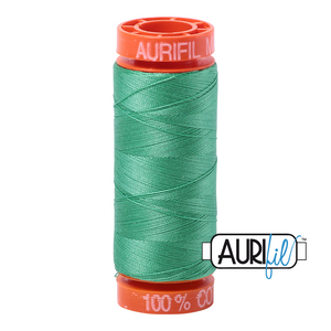 Light Emerald Aurifil Cotton Thread (2860)