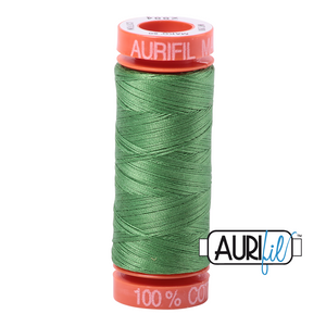 Green Yellow Aurifil Cotton Thread (2884)