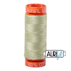 Light Avocado Aurifil Cotton Thread (2886)