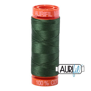 Pine Aurifil Cotton Thread (2892)