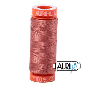 Cinnabar  Aurifil Cotton Thread (6728)