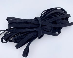 Super soft Elastic - Black