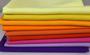 Safari at Sunset - New KONA Colours Fat Quarter Bundle