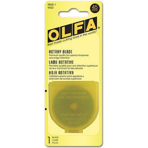 Olfa 45 mm Rotary Cutting Blade