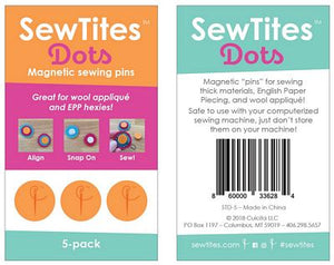 Sew Tites Dot 5 Pack