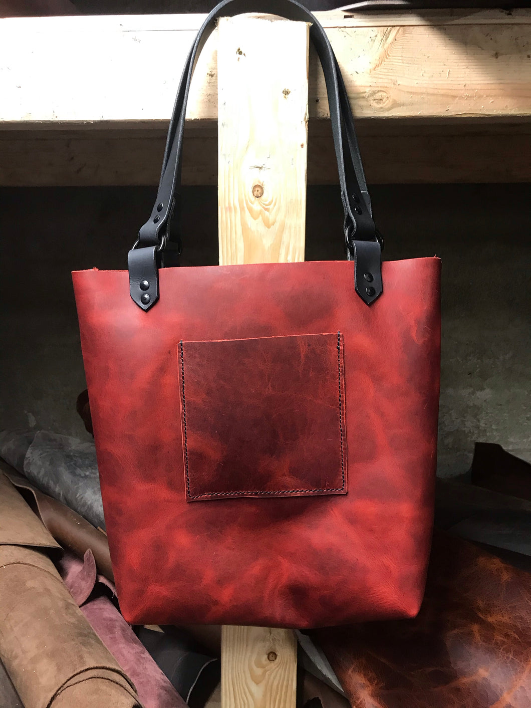 Regular sized tote