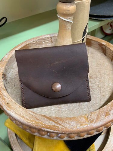 Brown Coin Purse