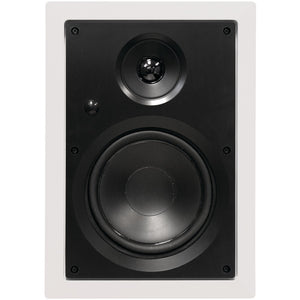 "Architech 6.5"" 2-way Rectangular In-wall Loudspeakers OEMAP60"