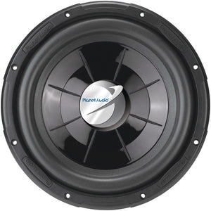 "Planet Audio Axis Series 12"" 1,000-watt Single Voice-coil"
