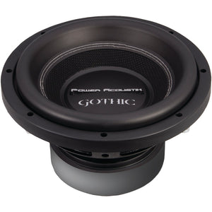 Power Acoustik Gothic Series 2ohm Dual Voice-coil Subwoofer (10&qu