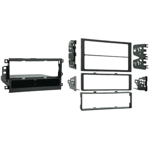 Metra 1990-2012 Gm And Suzuki Single-din And Double-din Installation M