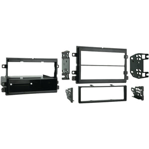 Metra 2004-2010 Ford F150 And Lincoln And Mercury Single Or Double-din