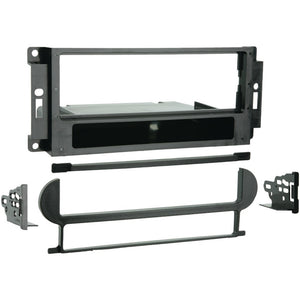 Metra 2004-2010 Jeep And Dodge And Chrysler Single-din Installation Mu