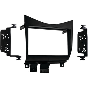 Metra 2003-2007 Honda Accord Lower Dash And Console Double-din Install