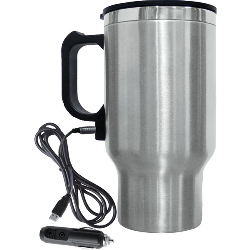 Brentwood Appliances CMB-16C Electric Coffee Mug with Wire Car Plug