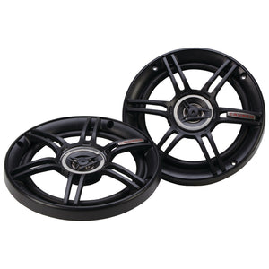 "Crunch Cs Series Speakers (6.5"" Shallow Mount, Coaxial&#4"