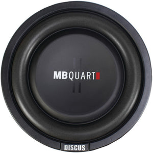 "Mb Quart Discus Series 400-watt Shallow Subwoofer (8"") MBQDS1"