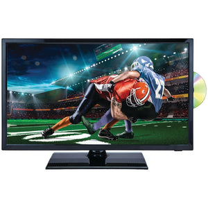 "Naxa 22"" 1080p Led Tv And Dvd And Media Player Combination Wi"