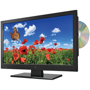 "Gpx 15.6"" Led Tv And Dvd Combination GPXTDE1587B"