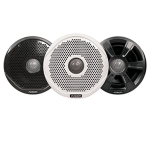 FUSION FR7022 7 Round 2-Way IPX65 Marine Speakers - 260W - Pair w/3 Sp