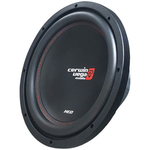 "Cerwin-vega Mobile Xed Series Svc 4ohm 12"" 1,000-watt Sha"