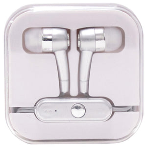 Travelocity Stereo Bluetooth In-ear Earbuds With Microphone, 24 Pk