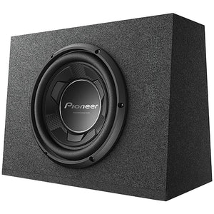 "Pioneer Compact Preloaded Subwoofer Enclosure (10"") PIOTSWX10"
