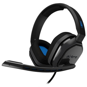 Logitech Astro A10 Wired Gaming Headset for PS4 & PC w/BoomMicrophone
