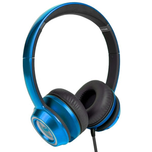 Monster N-Tune High Performance On-Ear Headphones w/3.5mm Plug(Candy B