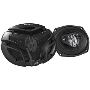 "Jvc Mobile Drvn Zx Series Coaxial Speakers (6"" X 9""&"