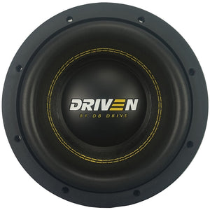 "Driven By Db Drive Dx8 8"" 1,000-watt Subwoofer DBDDDX8"