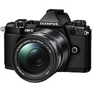 Olympus OM-D E-M5 Mark II 16.1 Megapixel Mirrorless Camera with Lens -