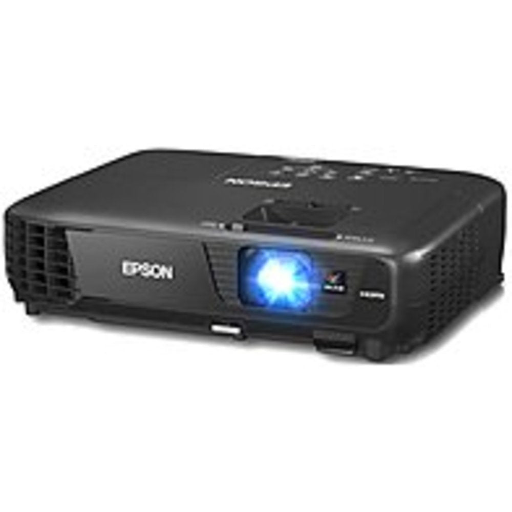 Epson V11H723020 EX5250 Pro Wireless XGA 3LCD Projector with Speaker -
