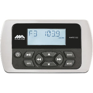 Marine Audio Wired Remote f/MA200 & MS2ARTL Stereo - Waterproof