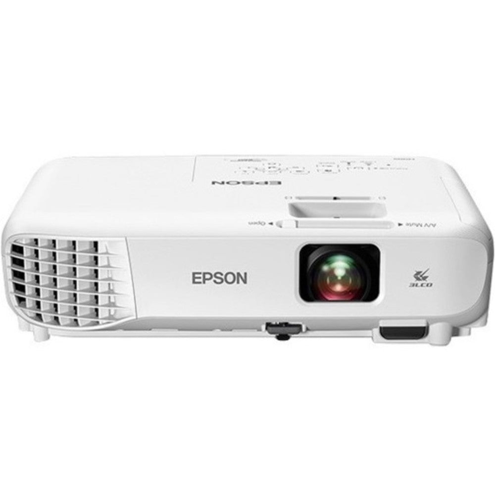Epson Home Cinema 660 LCD Projector - 4:3 - Front, Rear, Ceiling - UHE