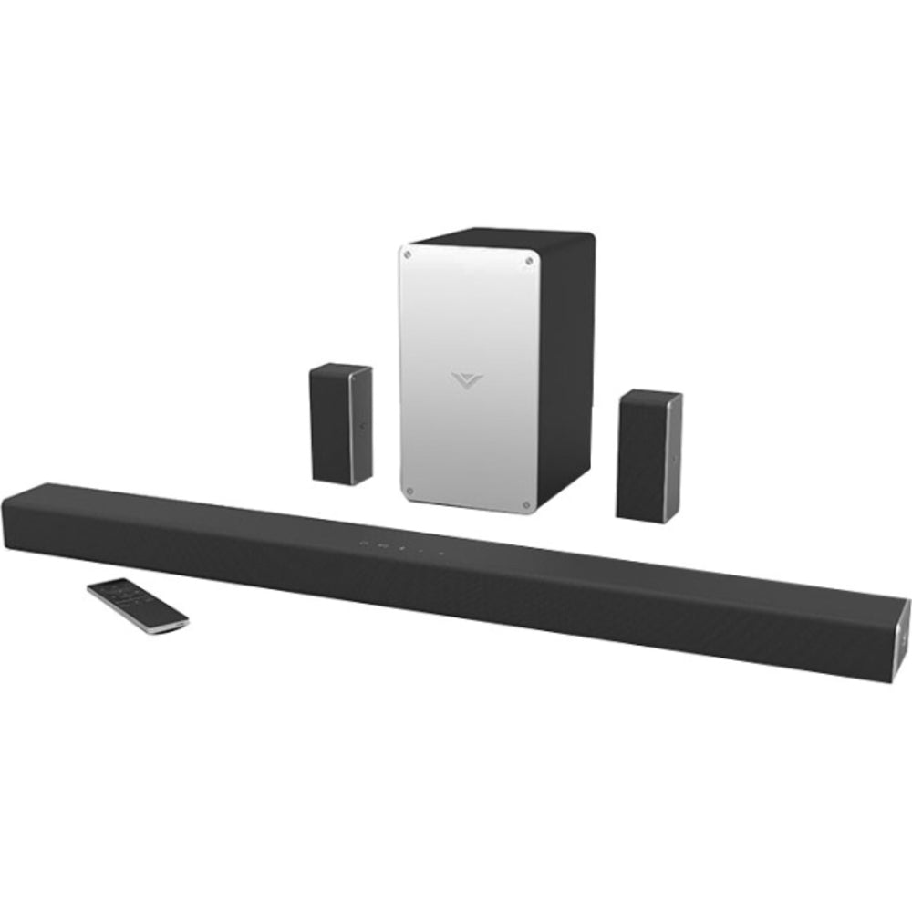 VIZIO SmartCast SB3651-E6 5.1 Bluetooth Speaker System - Tabletop, Wal