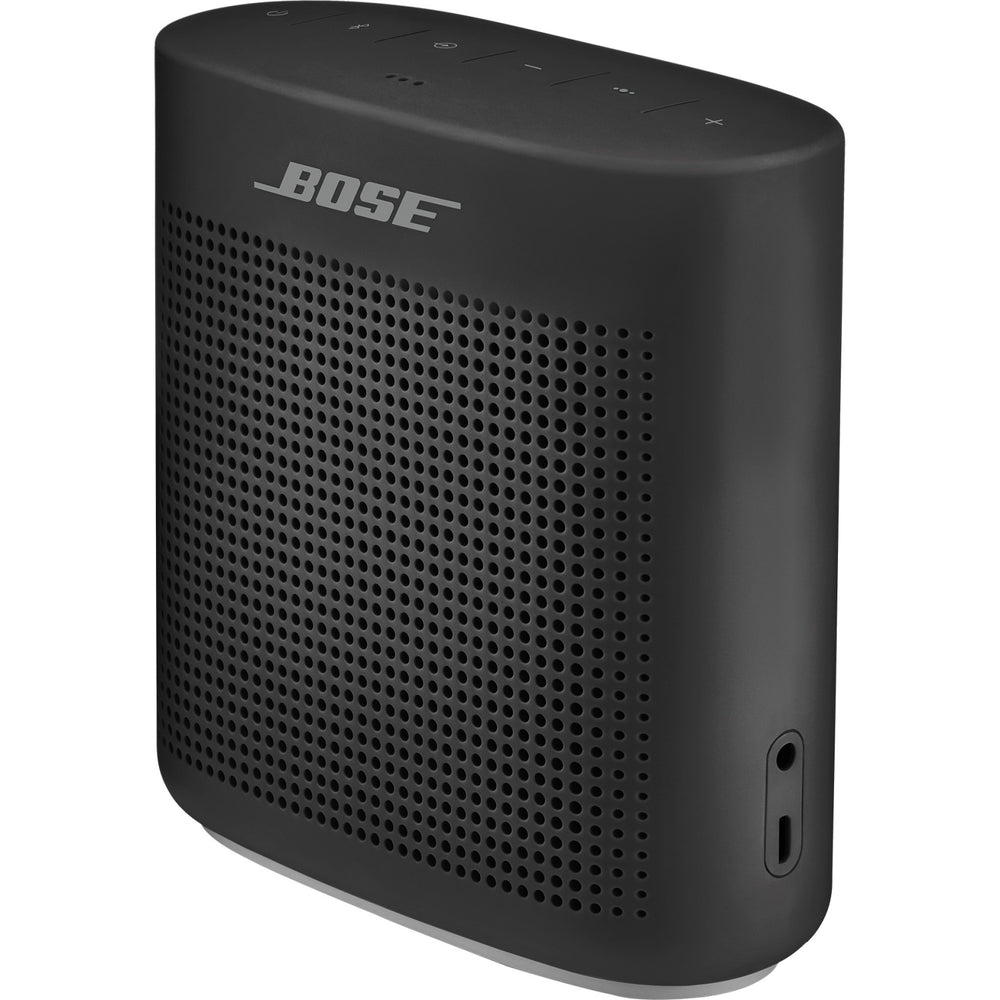 Bose SoundLink Bluetooth Speaker System - Soft Black - Battery Recharg