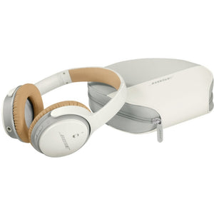 Bose SoundLink Around-ear Wireless Headphones II - Stereo - White - Wi