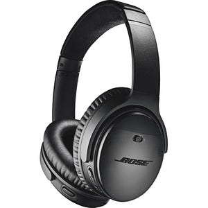 Bose QuietComfort 35 Wireless Headphones II - Stereo - Black - Wired/W