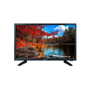 Supersonic 24 in. Widescren LED HDTV with HDMI INPUT